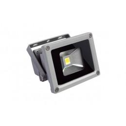 faro a led 30w exitv.lumen: 2600.grado di protezione: ip 65.consumo: 30w.colore grigio.bianco freddo 6500k.