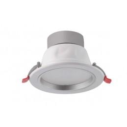 lampada led  da controsoffitto 8w  6500k bianco freddo exitv