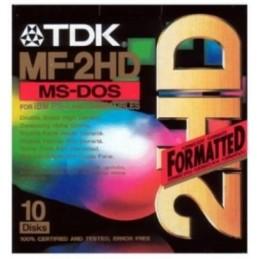 diskettes 3.5 2mb ibm black 7-format.