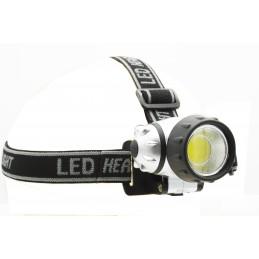 LAMPADA DA TESTA 3W COB LED...