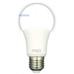 caratteristiche tecnichealimentazione : 180 / 250 vac - 50 hzpotenza : 10 watt - lumen : 920angolo irradiazione : 180°attacco :