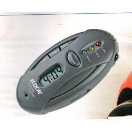 questo utile strumento aiuta ad assumere un comportamentoresponsabile nella guida dei veicoli.lo si può facilmente portare sempr