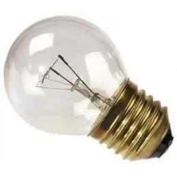 lampade ad incandescenza  per forni 300°c e27 45x70 mm240v 25w