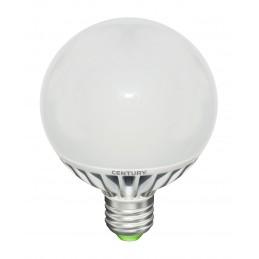 lampadina globo aria centuryled18wattacco e27luce 3000 k230v 50/60 hz.30000 h.