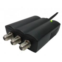 ingressi uscite 1/2range frequenza mhz 174-230 / 470-790tensione  220vlivello di uscita 112 dbuvguadagno vhf/uhf 27/32 dbfigura