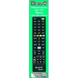 telecomando dedicato per tv di marca sonynon necessita di alcuna programmazionemantiene i codici durante il cambio batteriegaran