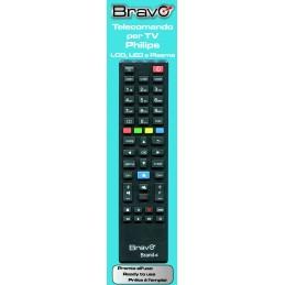 telecomando dedicato per tv di marca philipsnon necessita di alcuna programmazionemantiene i codici durante il cambio batteriega