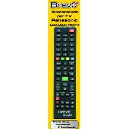 telecomando dedicato per tv di marca panasonicnon necessita di alcuna programmazionemantiene i codici durante il cambio batterie
