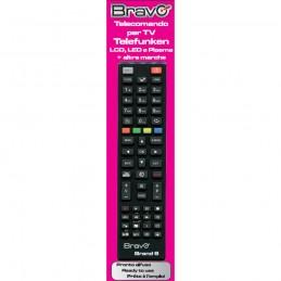 telecomando dedicato per tv telefunken ed altre marchenon necessita di alcuna programmazionemantiene i codici durante il cambio