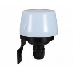 interruttore crepuscolare per automatizzare l'accensione delle lucipermette l'accensione della luce collegata quando la luce amb