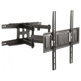 supporto a muro per tv plasma/lcd 32-75attacchi da 10x10 a 40x40 maxinclinazione +5°-15°rotazione +- 60°possibilita di correzion