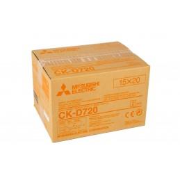 dimensioni di stampa (cm)15x20 / 15x36 / 15x51stampe per rullo200 / 100 / 66rulli per scatola2stampanti fotografiche compatibili