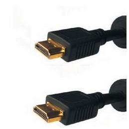 cavi hdmi high speedspina hdmi tipo a - spina hdmi tipo atripla schermatura doppia ferriteconnettori dorati20 mt.