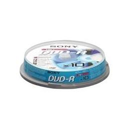 DVD-R 4.7GB CAMPANA 10 PZ....