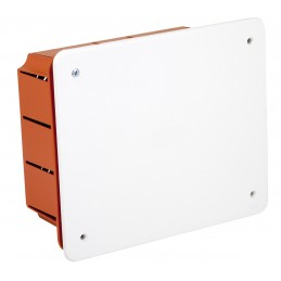 cassette di derivazione da incassorealizzate in tecnopolimero isolante e non propagante la fi amma: (glow-wire 650°) per cassett