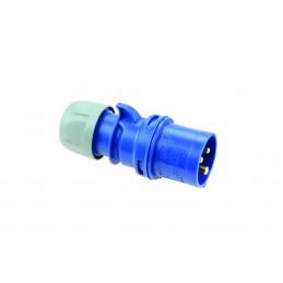 prese, spine e adattatori multiplirealizzate in termoplastico isolante e non propagante la fi amma (glow wire 650°c e parti atti