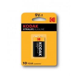 K9V     9 VOLT   EXTRALIFE...