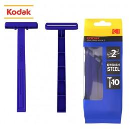 • 2 lame• acciaio svedese• impugnatura in plastica 10cm• protezione in plastica• 10 pcs per sacchetto• 24 sacchetti per confezio