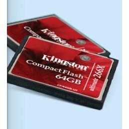 COMPACT FLASH  8GB   266X...