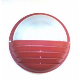 170s  plafoniera  plastica soncacolori disponibili : bianca - grigia - rossa** fino ad esaurimento scorte