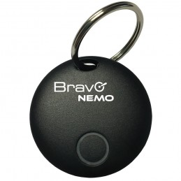 mini localizzatore bluetooth per chiavi, borse, zainilo smartphone e nemo emettono un suono se si perde la connessione bluetooth
