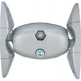 new flexsupporto da parete e soffitto per casse acustiche con possibilità di rotazione ed inclinazione.