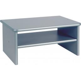 supporto in legno per tv con doppio spazio per dvd o vcrpeso sostenibile: 60 kg (132 lbs) max.515 l x 110h x 315l