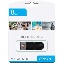 consente di trasferire facilmente file personali, brani musicali e filmati.capacità : 8 gb.design retrattile senza cappuccio.tra