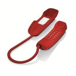 ripetizione dell'ultimo numero selezionatocollegabile alle reti telefoniche pubbliche e privateil telefono a filo semplice e com