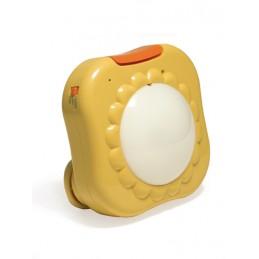 luce notturna baby con attivazione vocale / manuale