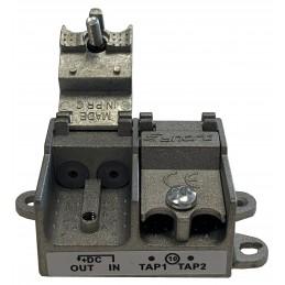 derivatore professionale 1 in 1 out   2 derivate  4 860 mhz perdita passaggio:  3 dbperdita derivazione: 10 dbmorsetto  per l'ut
