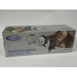 STAZIONE METEO CON RADIO FM...