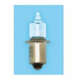 lampadina alogena  5.5v 0.1 ah