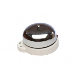 base:abs biancocampana:acciaioimpiego: ambienti interniinstallazione:paretealimentazione : 220 v corrente amp:  0.12 resa acusti