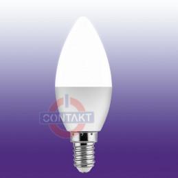 LAMPADA FILO-LED OLIVA ALTA EFFICIENZA 4W E14 470LMN SMER.3000K 30000H CONTAKT