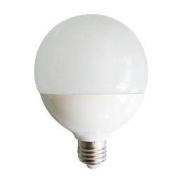 18W LED E27 GLOBO  3000K 1200LM 20000H ANG.220° ITC/AS